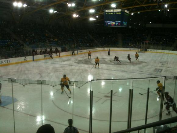 Harvard at Quinnipiac, January 5, 2013