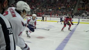 Ovechkin and Backstrom